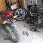 Radionica servis motora